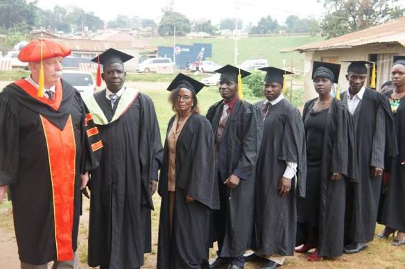 Graduation in Kampala
