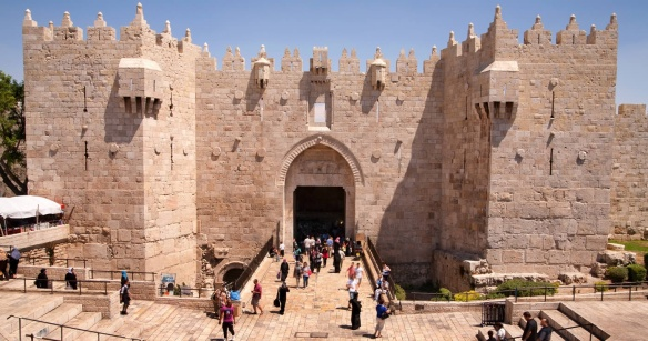 The Gates of Jerusalem Spanish 1397X735